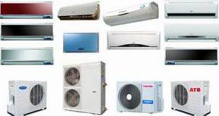 بررسی و مقایسه انواع دستگاه های کولر گازی