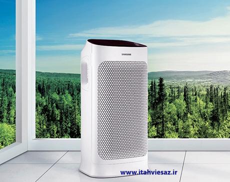 مزایای دستگاه های تصفیه هوای خانگی