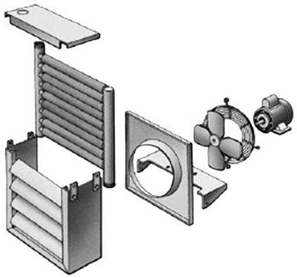 طرز کار دستگاه های یونیت هیتر