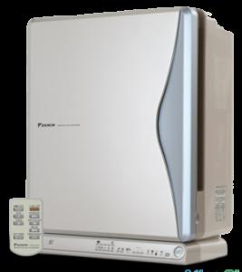 دستگاه تصفیه هوای دایکین مدل MC707VM