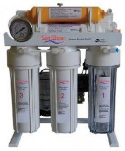 فروش دستگاه های تصفیه آب سافت واتر