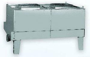 کندانسور هوایی تهویه آذرباد با فن سانتریفیوژ